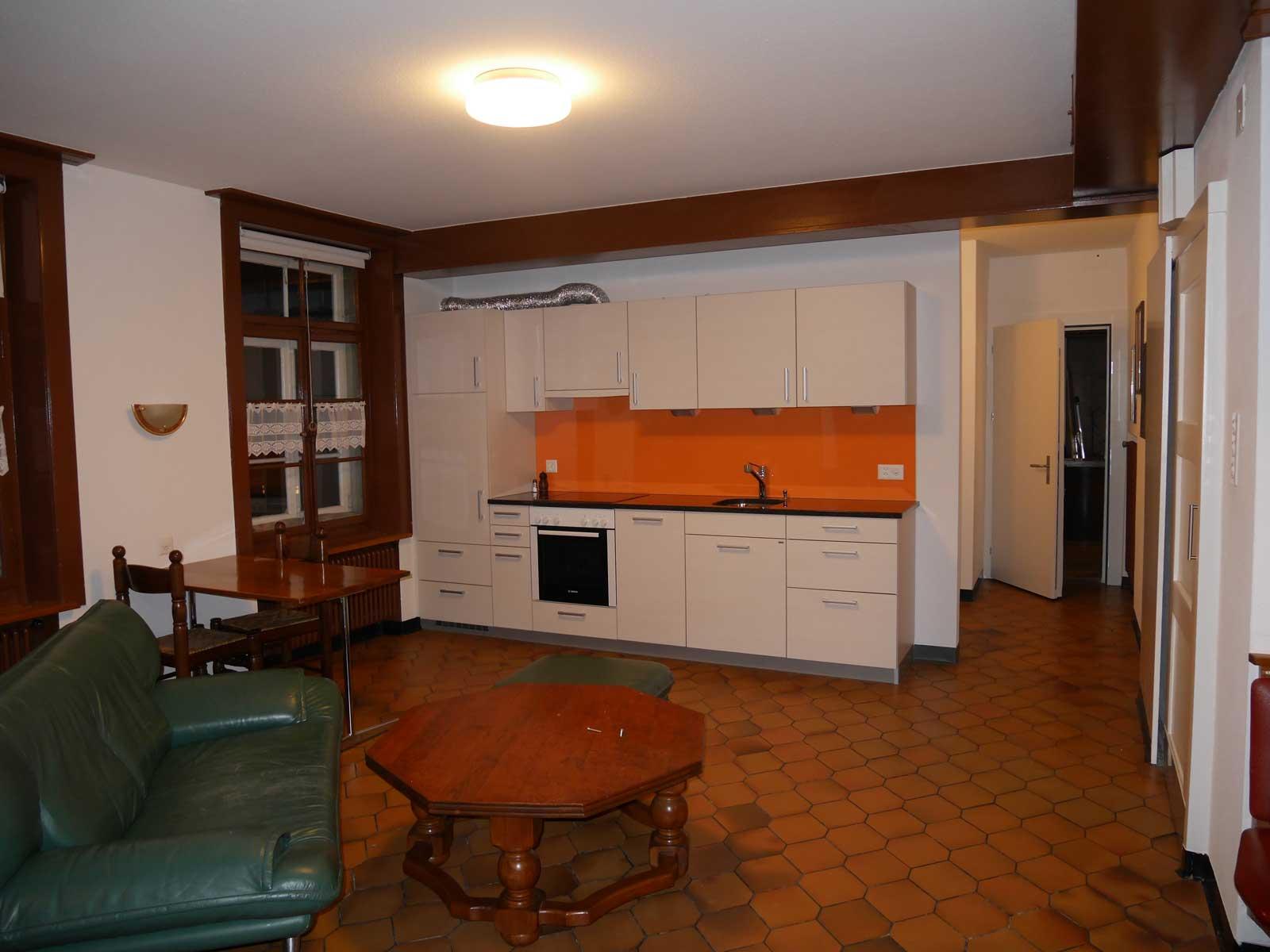 Küche Loft Wohnung. Dolls Küche Beleuchtung Led Stühle Eck ...